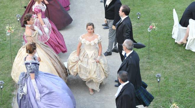 A Palazzo Ducale, un ballo speciale con il Bal Masqué in stile 800: in arrivo anche dalla Francia