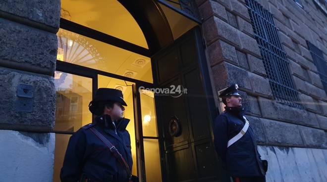 Casa carbonizzato carabinieri