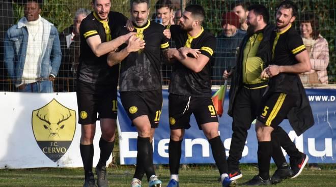 Cervo vs Riva Ligure