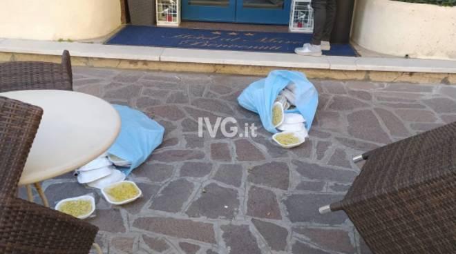 Coronavirus ad Alassio, tensione negli alberghi in quarantena