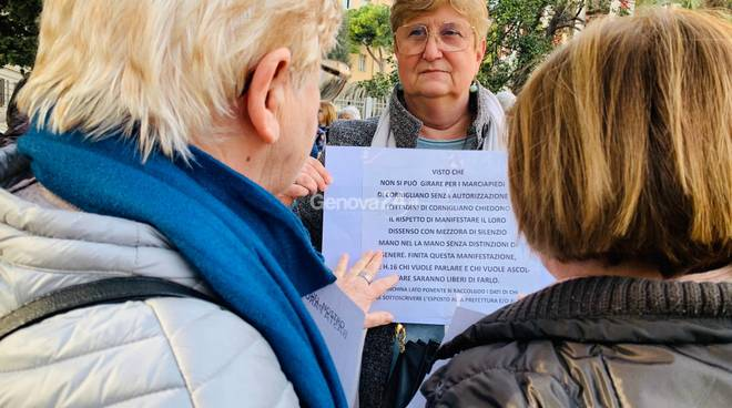 Donne di Cornigliano