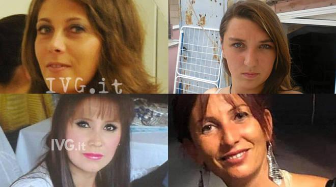 femminicidio Loredana Colucci Janira D'Amato Roxana Karin Zentero Debora Ballesio