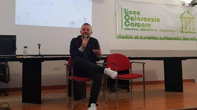 Enrico Galiano Liceo Calasanzio