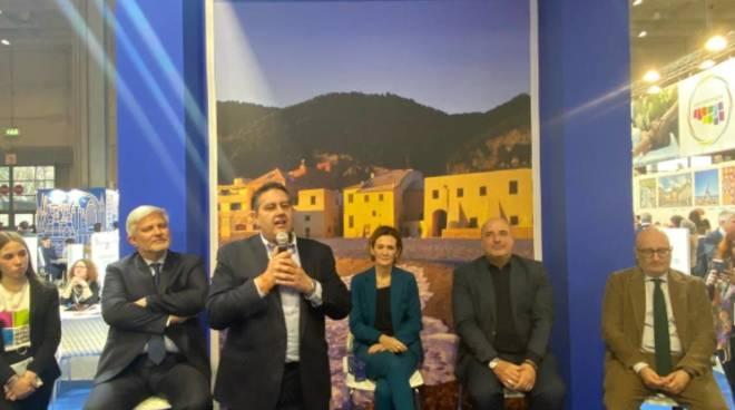 Liguria BIT Milano Toti 2020