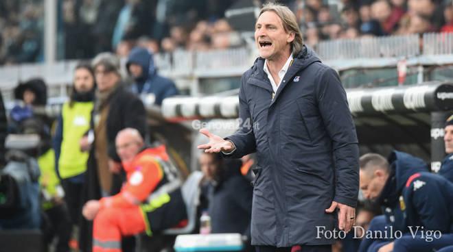 Genoa Vs Lazio