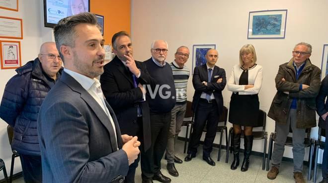 Inaugurazione Omnia Medica Savona