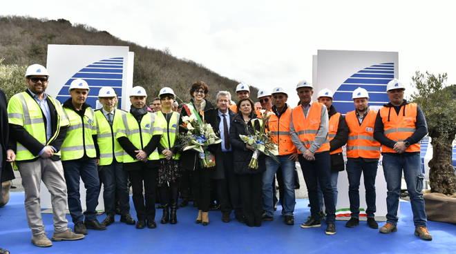 inaugurazione viadotto A6