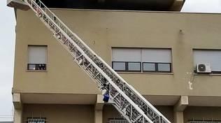 incendio stazione savona poste