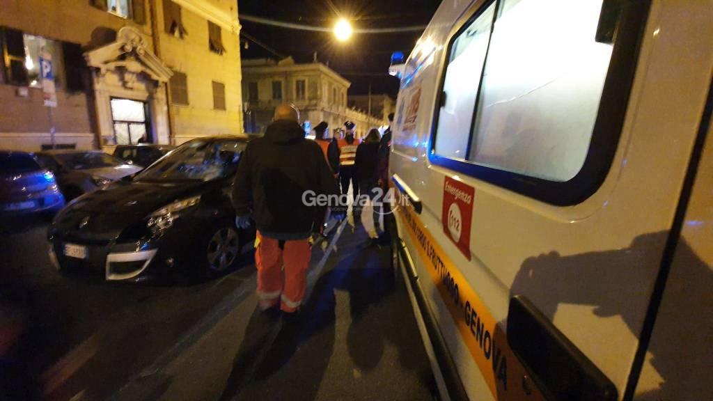 Incidente in corso Sardegna, travolto da un'auto l'ex pugile Fabio Marinoni: è grave