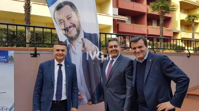Incontro Lega Loano 2020