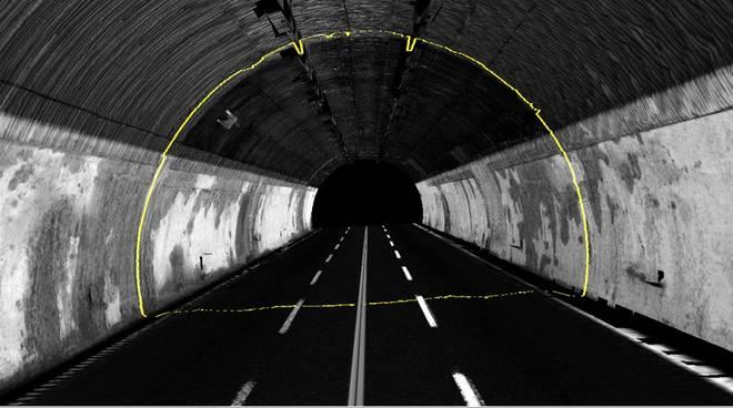 ispezioni galleria autostrada