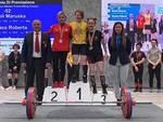 La Chiavari Powerlifting ai campionati italiani di stacco da terra
