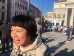 Manifestazione cinesi