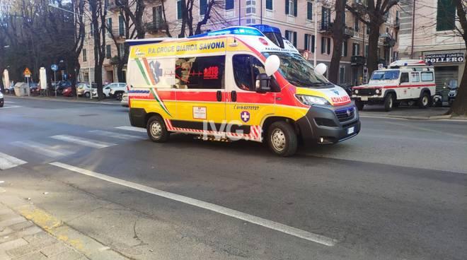 Nuova Ambulanza Albisola Superiore