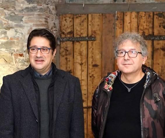 Gianluca Cutrupi e Roby Giannotti designer