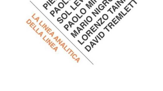 """""""La linea analitica della linea"""" mostra d'arte Finale Ligure"""