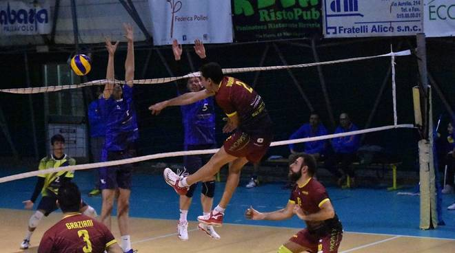 sabazia volley