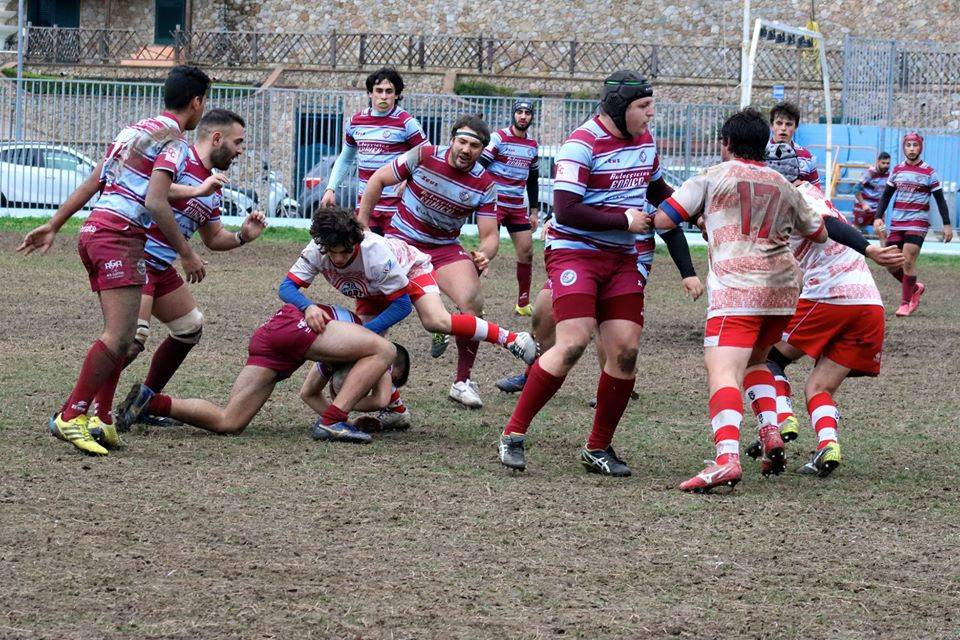 Serie C1: Savona Rugby vs Amatori Rugby Genova