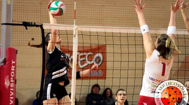 Serteco Volley School vs Bosca Ubi Banca Cuneo