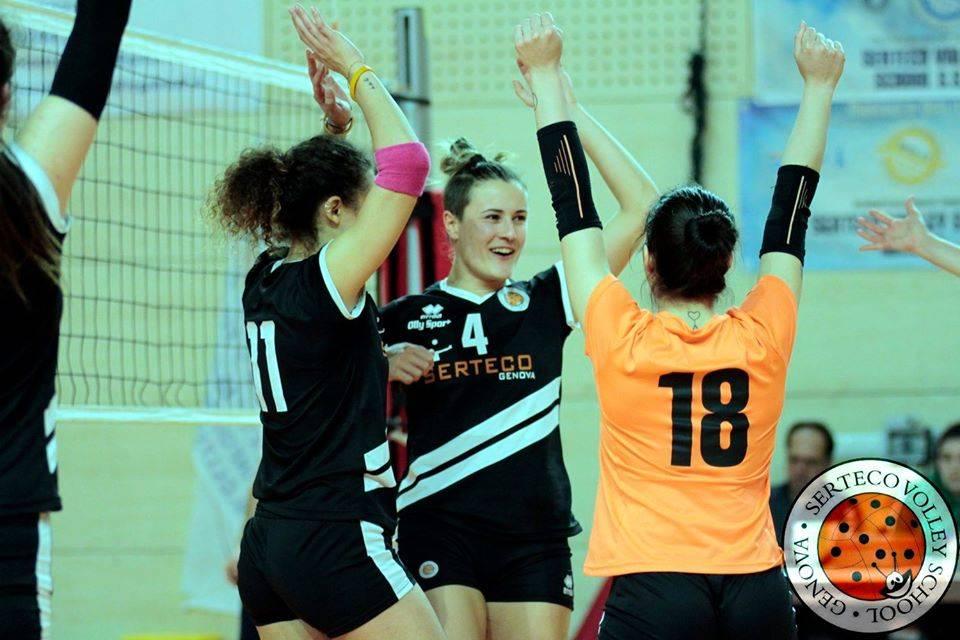 Serteco Volley School vs Bosca Ubi Banca Cuneo