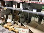 Supermercati vuoti coronavirus