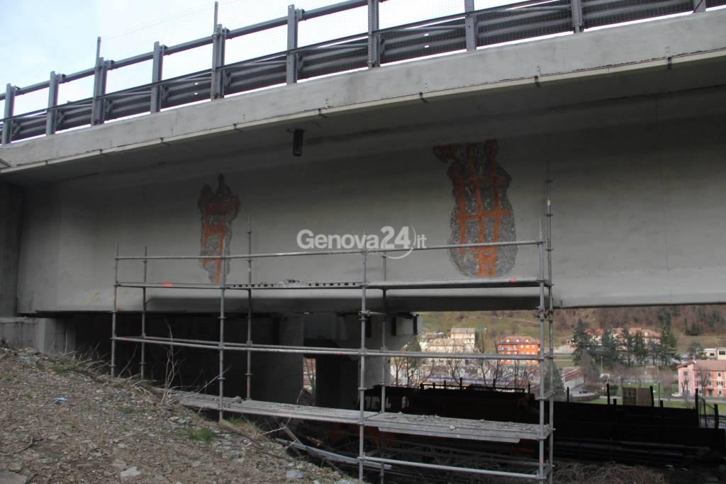 Viadotto Vegnina