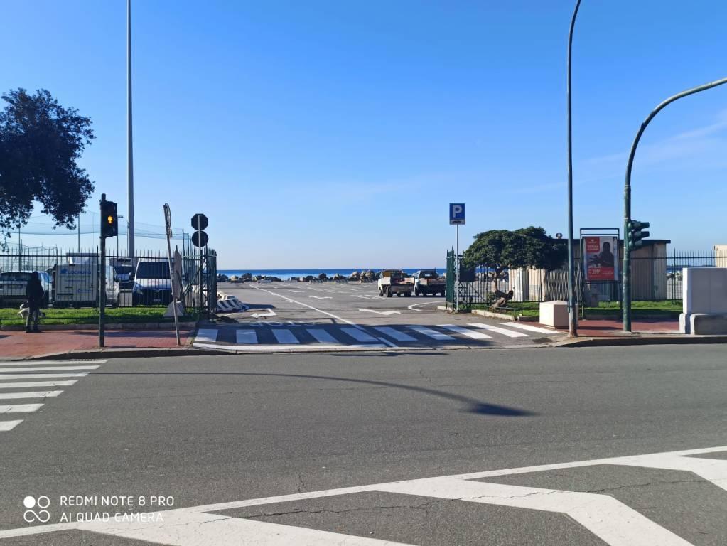 Alla Foce è nato il nuovo parcheggio gratuito, ricavati 280 posti auto sul piazzale
