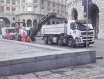 asfalto piazza de Ferrari