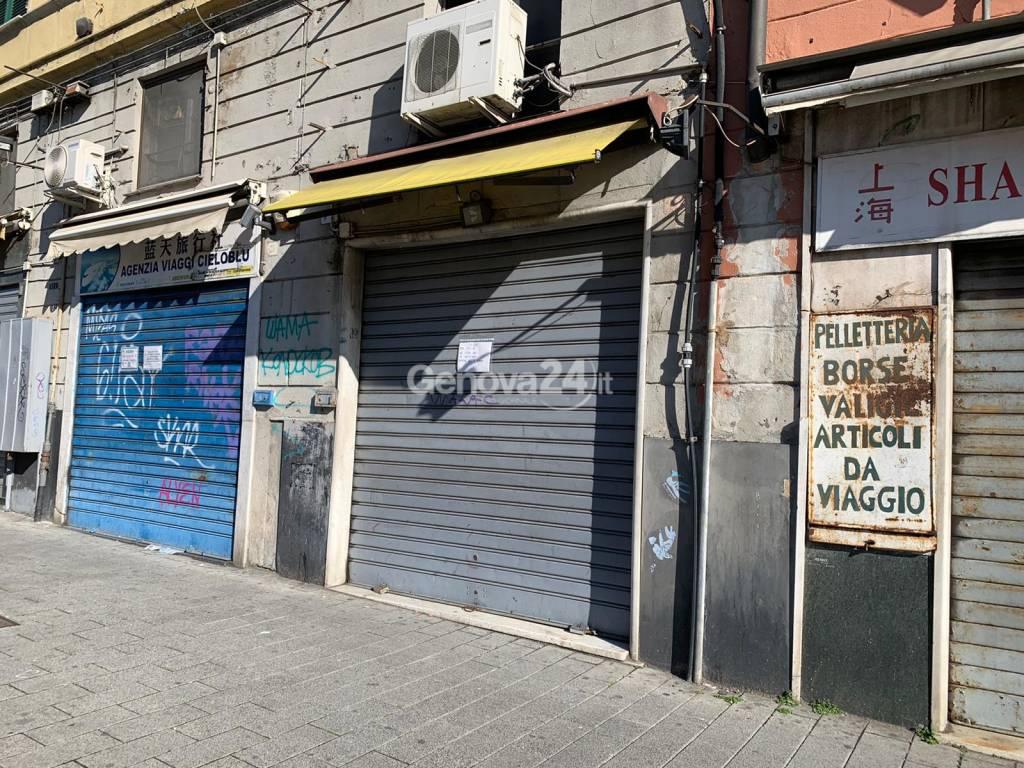 """Coronavirus, ristoranti e negozi cinesi chiusi per """"ferie"""""""