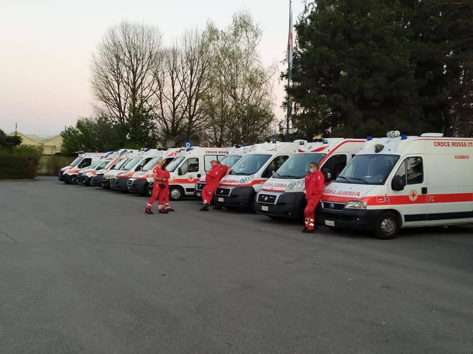 ambulanze Lombardia generica coronavirus