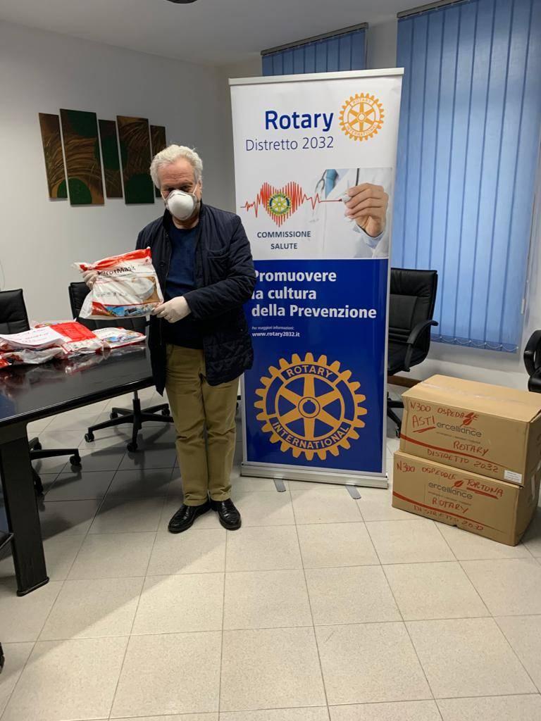 donazione rotary