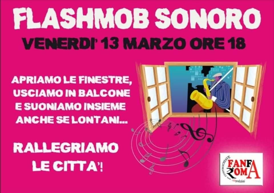 Flashmob Sonoro!