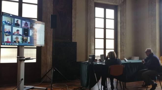 Savona Consiglio Comunale Virtuale