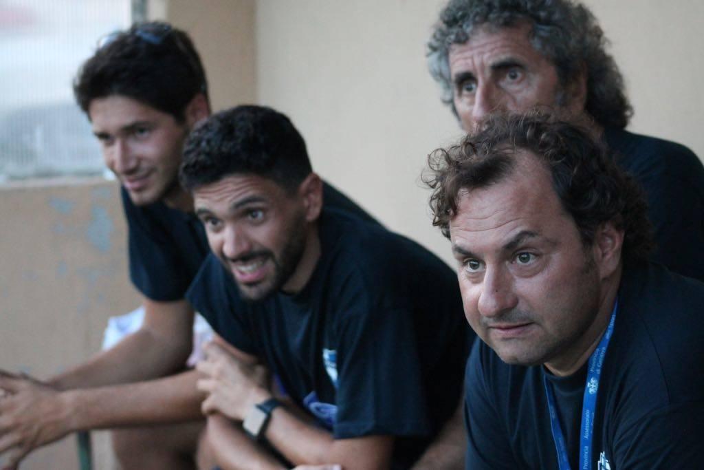 Gianfranco Cannistrà e il suo staff
