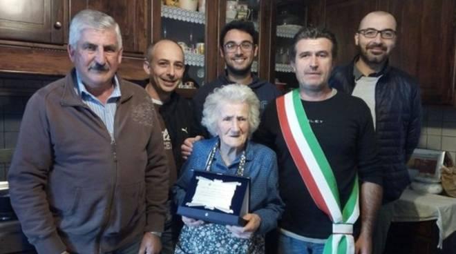 Giusvalla Armanda Pizzorno