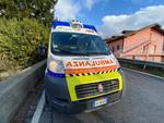 incidente stradale soccorsi generica ambulanza