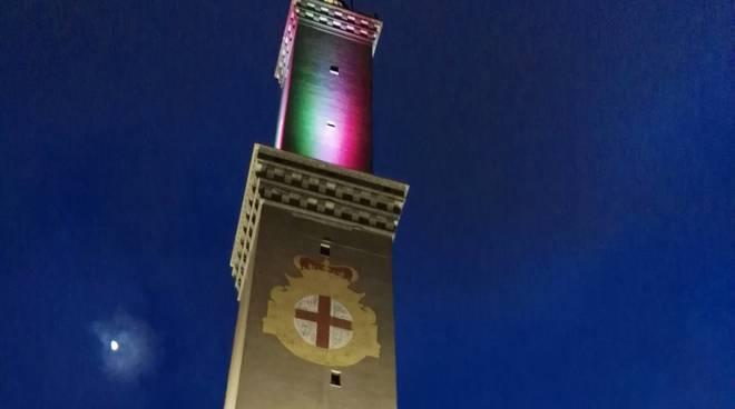 lanterna tricolore
