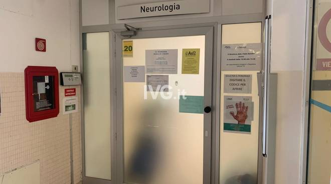 Neurologia ospedale San Paolo Savona