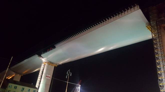 nuovo ponte impalcato