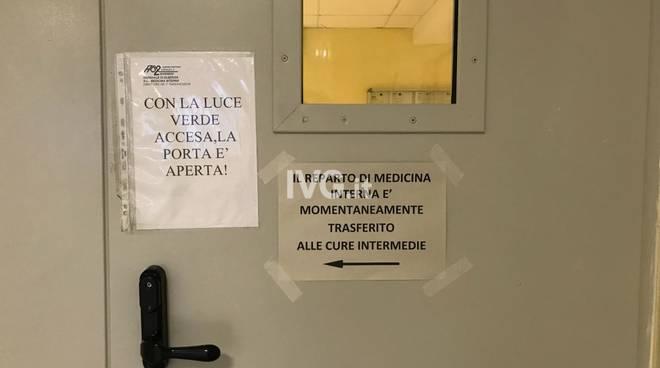 ospedale albenga medicina interna