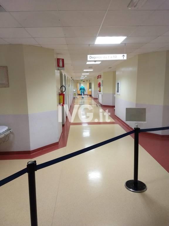 Ospedale di Albenga Coronavirus