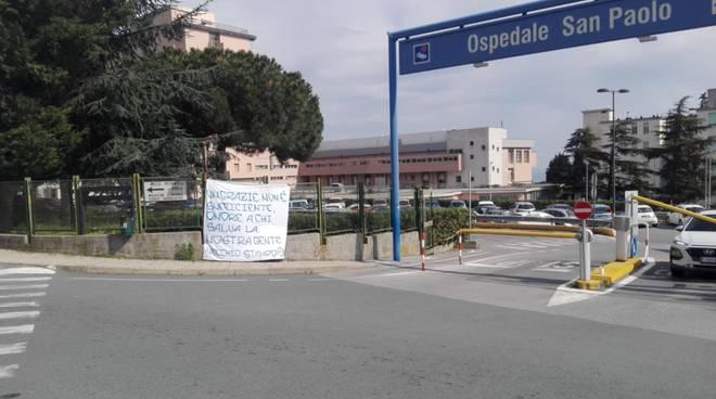 Ultra Savona San Paolo Coronavirus