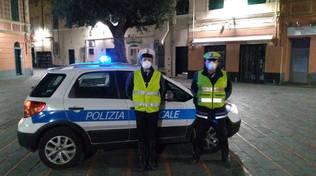 Polizia locale Loano Coronavirus