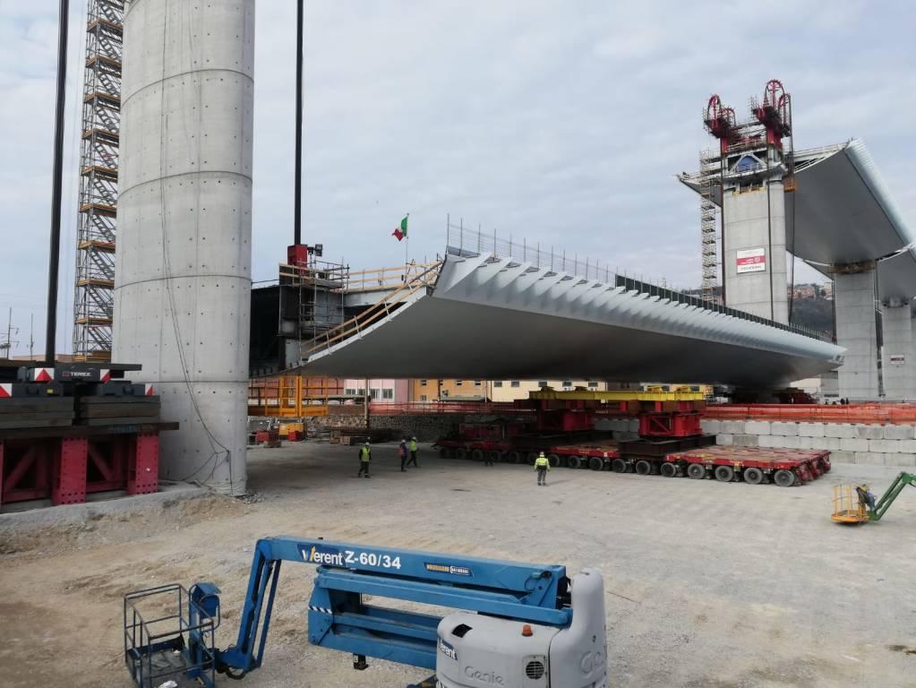 ponte trave 100 metro