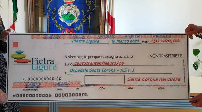 raccolta fondi santa