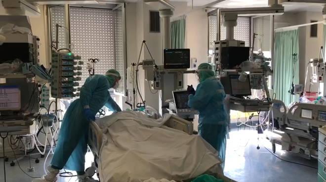 Terapia Intensiva ospedale San Paolo savona coronavirus