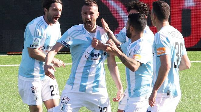 Virtus Entella vs Ascoli