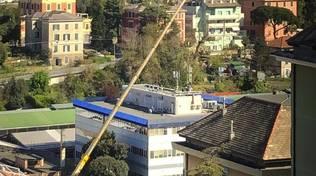 antenne 5g Val Bisagno