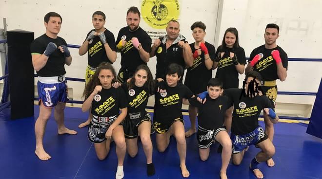 'Asd Kick Boxing Savate Savona