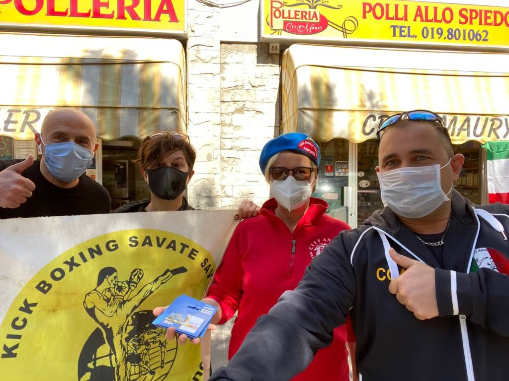 Asd Kick Boxing Savate Savona